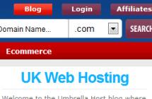 Umbrella Host Blog Home
